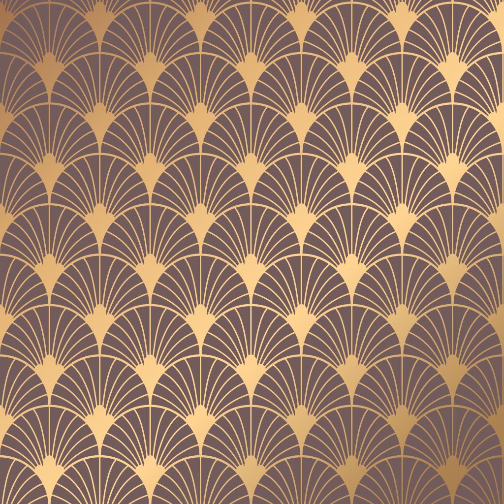 Quels motifs de papier peint art nouveau choisir ?