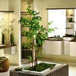 Décorez votre salle de bain avec du bambou: des idées originales