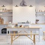 Des idées pour créer une cuisine scandinave