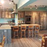 7 idées pour une cuisine rustique